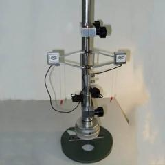 金属材料弹性模量测试(推荐100kN~300kN试验机、试样直径10mm、两端M16标准螺纹、需要配套卡具)