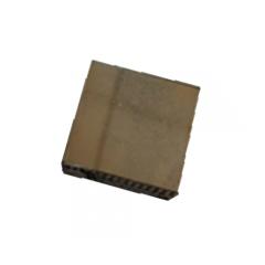 CSTM/CUPT 01A000006-2018 双相不锈钢中α-相面积含量金相测定质量控制样品 25mm×20mm×10mm